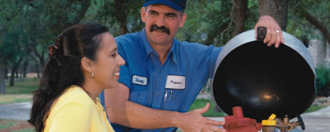 Propane services for Beaumont and surrounding areas
