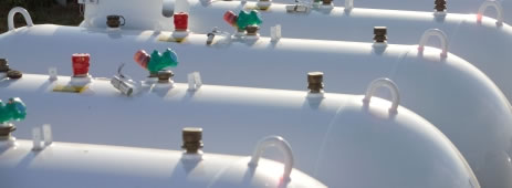 Propane tank installation for Beaumont and surrounding areas